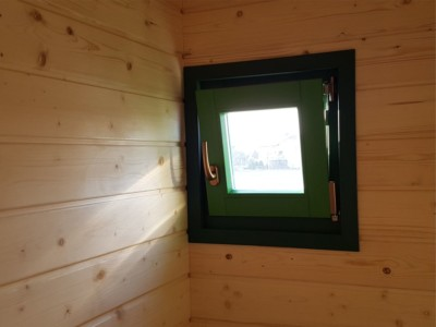 Basic Fenster klein