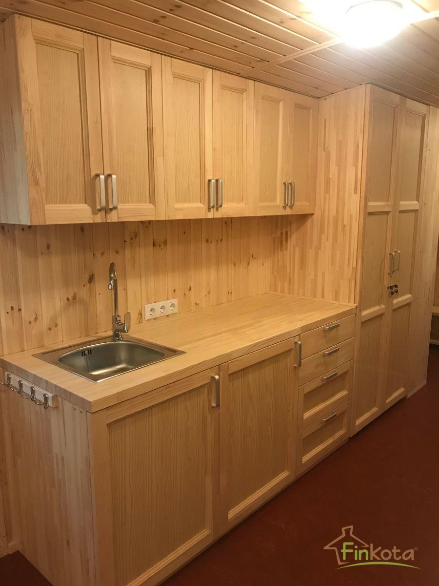 Küchen werden nach Wunsch konfiguriert