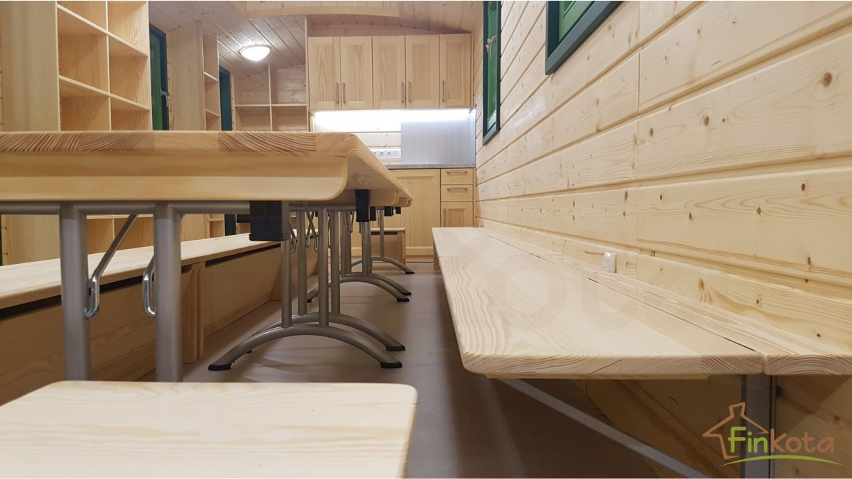 Möbel in individuellen Höhen und Größen