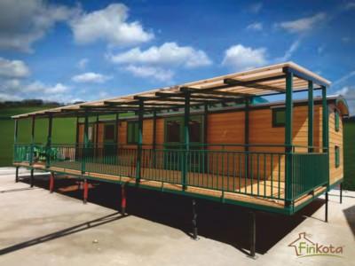 Frieda 3-312 SL mit überdachter Terrasse