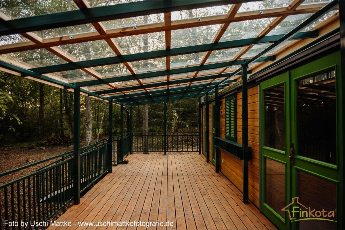 Frieda 3-312 SL Terrassenüberdachung